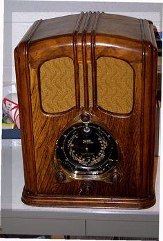 Radio Repair & Restoration Services