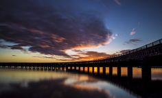Tay Rail Bridge, Dundee by Jamie Whyte on 500px
