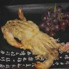 Fried Soft-Shell Crab - one of my favorite dishes, but you need a lot of crabs to fill up.