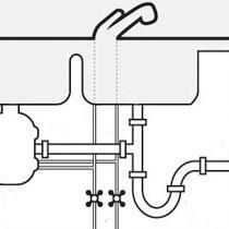 Fun interactive illustration of plumbing facts and tips to know.