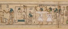 Book of the Dead of Khonsu-mes | | 21st Dynasty, around 1000 BC
