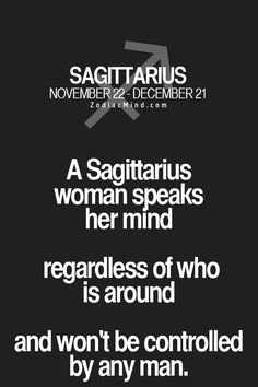 Zodiac Mind - Your source for Zodiac Facts Sagittarius Women, Zodiac Signs Sagittarius, Sagittarius And Capricorn, Zodiac Mind, My Zodiac Sign, Zodiac Quotes, Zodiac Facts, Astrology Signs, My Star Sign