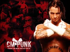 WWE CM punk Wallpapers