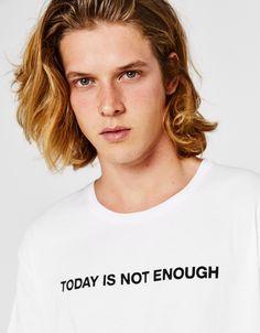 Men's T-shirts & Tops for Spring Summer 2017   Bershka