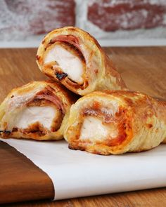 Chicken Parma Roll