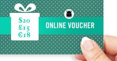 Subscribe to our email updates and get a $20 Discount Voucher  That's right! Just for signing up using the form below – we'll send you a $20 (£15 €18) Voucher off purchases to the value of $130 (about £98 or €119) or more. It's our gift to you. Online Shopping Voucher Coupon for International Shoppers Shopping Vouchers, Discount Vouchers, Fine Jewelry, Jewellery, Coupons, Online Shopping, Gifts, Inspiration, Coupon