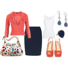 Church outfit; favorite! i would love to have this outfit