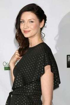 Caitriona Balfe honored at the 12th annual Oscar Wilde Awards on February 23, 2017
