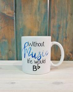 Music Coffee Mug coffee mug coffee cup unique coffee mug