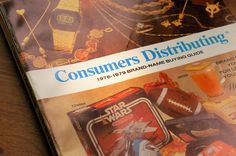 Consumers Distributing catalog - a store where you bought from a catalog & then waited while someone in the warehouse picked your order & sent out to the showroom where you bought it. Those Were The Days, The Old Days, My Childhood Memories, Best Memories, Vintage Toys 1960s, Vintage Stuff, Canadian History, Come And Go, Teenage Years