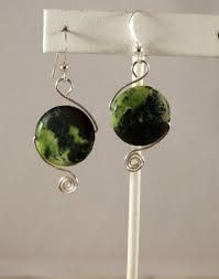Image result for wire wrapped earrings patterns