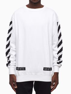 TOPWEAR - Sweatshirts Off-white Free Shipping Extremely FfPfpW3Pl