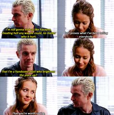 I almost shipped Spike/Fred at one point. I don't ship them now but I still love their friendship