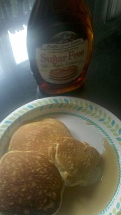 Best keto pancakes yet! YES they are made with peanut butter