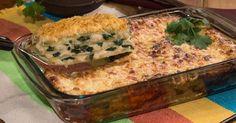Não Perca!l Aprenda a fazer essa maravilhosa lasanha de espinafre e queijo - # #Dicasereceitas #espinafre #lasanha #queijo #Receitas
