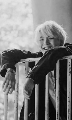 This is a really cute picture considering how hard core the music video was. #AgustD