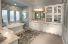 Drees Homes, Oakley II Owner's Bath
