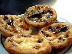 Pastéis de nata (petits flans portugais)