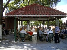 Domino Park, Calle Ocho, Little Havana (Miami, Florida)