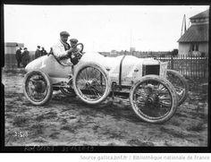 23-6-12, circuit de Dieppe, Page sur Alcyon [grand prix de l'Automobile club de France] : [photographie de presse] / [Agence Rol] - 1