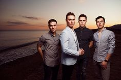 Don Broco - Sony - Press shots