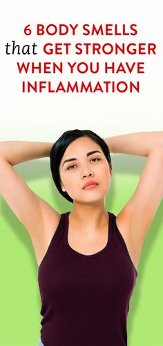 Everyone has body odor to one degree or another, such as the occasional smelly armpit, or bad breath in the morning. But if you happen to notice new or worsening smells take note as it may be a sign of… Underarm Smell, Armpits Smell, Smelly Underarms, Body Odor, Strong Body, Bad Breath, Health, Aid Kit, Lifestyle
