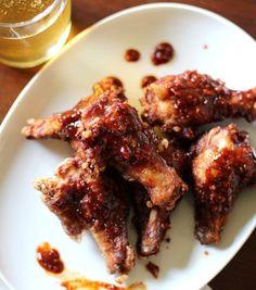 Recipe: Korean Fried Chicken Wings