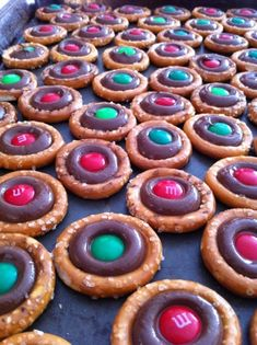Christmas treats. We call them pretzel snacks. Our friends call them reindeer noses. Whatever. They are fabulous no matter what you call them. Salty. Sweet. Yum.