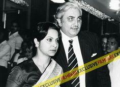 Waheeda rehman with husband kamaljeet