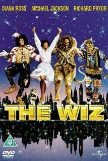 The Wiz - Diana Ross, Michael Jackson and Nipsey Russell