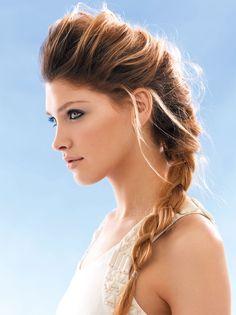 nice Красивые высокие прически (50 фото) — Идеи для волос разной длины