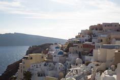 Aria Lito and Santorini Sunsets Santorini 2017, Santorini Sunset, Greek Islands, Mount Rushmore, Mountains, Travel, Trips, Greek Isles, Viajes