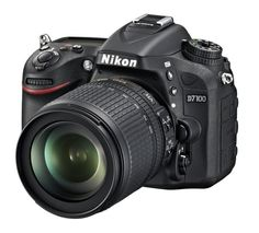 Nikon D7100 ditches the OLPF. CNET's First Take.