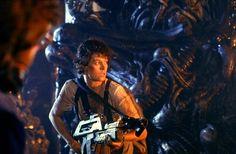Aliens - Le retour - Sigourney Weaver