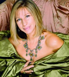 The next Barbra Streisand? Click and see!