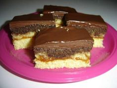Czech Recipes, Ethnic Recipes, Cas, Hungarian Cake, Sweet Recipes, Nutella, Cheesecake, Food And Drink, Cooking Recipes