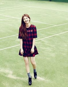 Suzy from Miss A