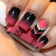 by manicuremania #nail #nails #nailart