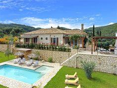Villa Fioretta Marmaro, Corfu, Greece