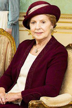Isobel Crawley. Downton Abbey.
