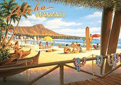 Hawaii ~ Oahu, Hawaii, Maui