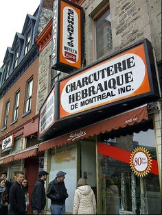 """See 1633 photos from 11539 visitors about smoked meats, sandwiches, and lively. """"It's one of the oldest and most famous places in town. Quebec Montreal, Montreal Canada, Quebec City, Canada Trip, O Canada, Canada Travel, Family Trips, Family Travel, Destinations"""