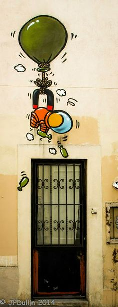 Artist : Jace Tag Street Art, Street Art Banksy, Street Art News, Best Street Art, Street Artists, Graffiti Characters, Graffiti Artists, Sidewalk Chalk Art, Street Art Photography