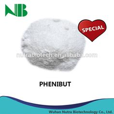 Nootropic powder phenibut sulbutiamine cdp choline theacrine alpha gpc coluracetam