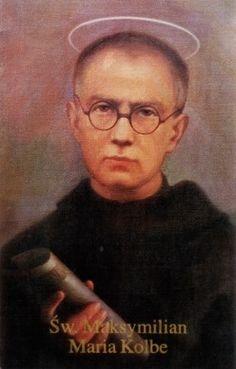 Beppe Bortoloso M.I. — San Massimiliano Kolbe  Pensiero del giorno:  Non...
