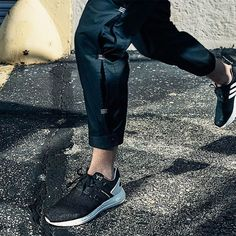 270a6f0b3bac A modern running silhouette - the Y-3 Pure Boost ZG Knit in combination with