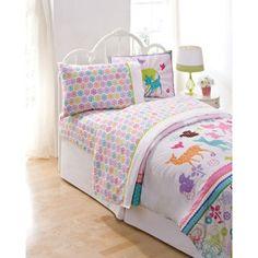 Bambi Bedding Comforter Set. Cute idea for Avelia one day :D
