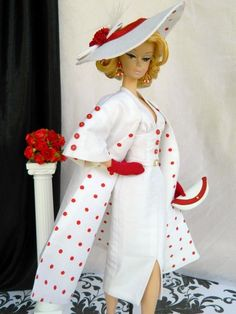 OOAK 1950's fashion for Silkstone Barbie  Fashion Royalty Dolls By Joby Originals by bethany