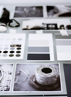 Beautiful grayscale inspiration!