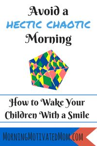 Morning Day Nine – Morning Joy – How to Wake Your Children with a Smile. What is the BEST thing about getting up earlier than the girls? I'm excited for them to wake up.